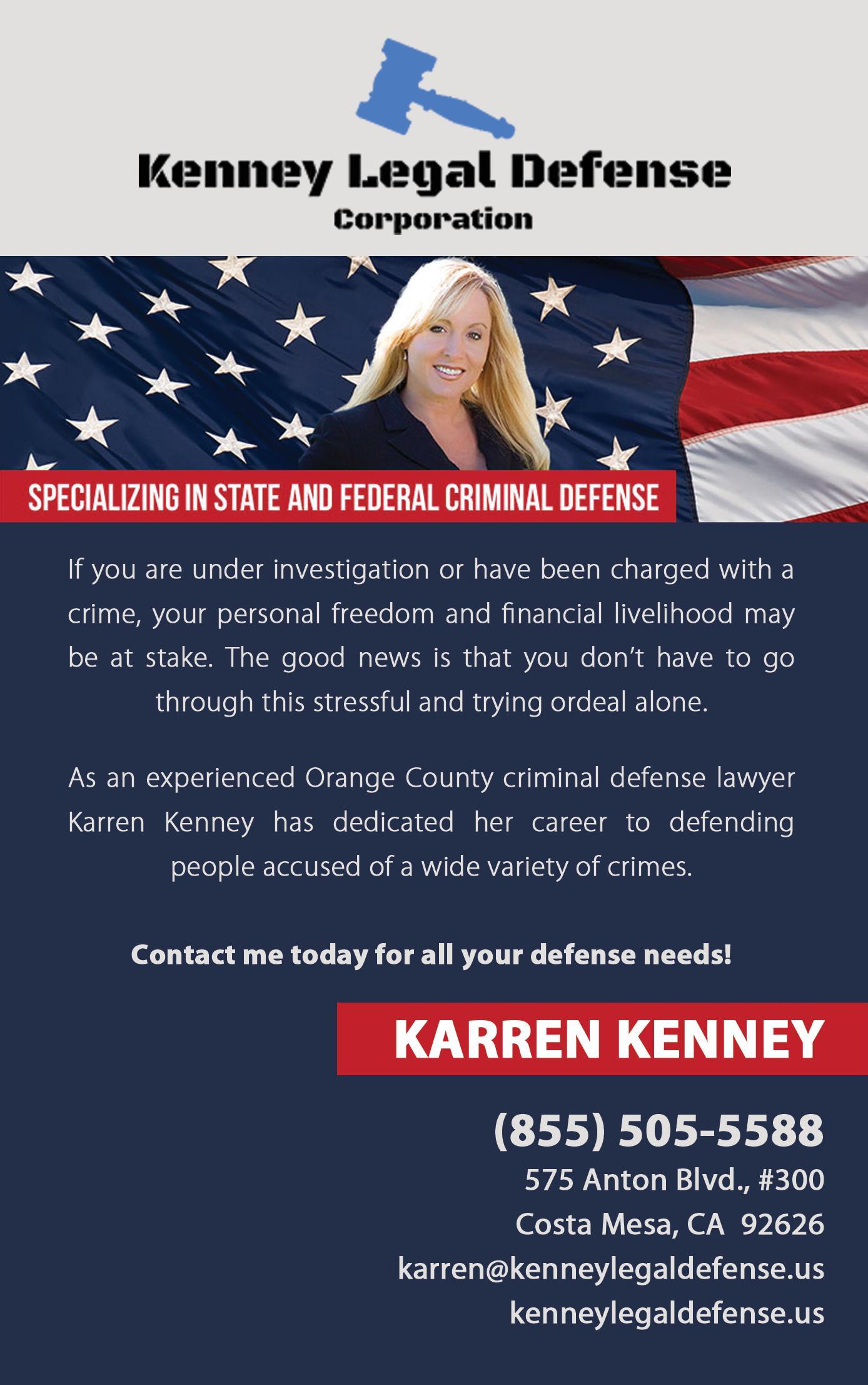 Kenney Legal Defense Corporation