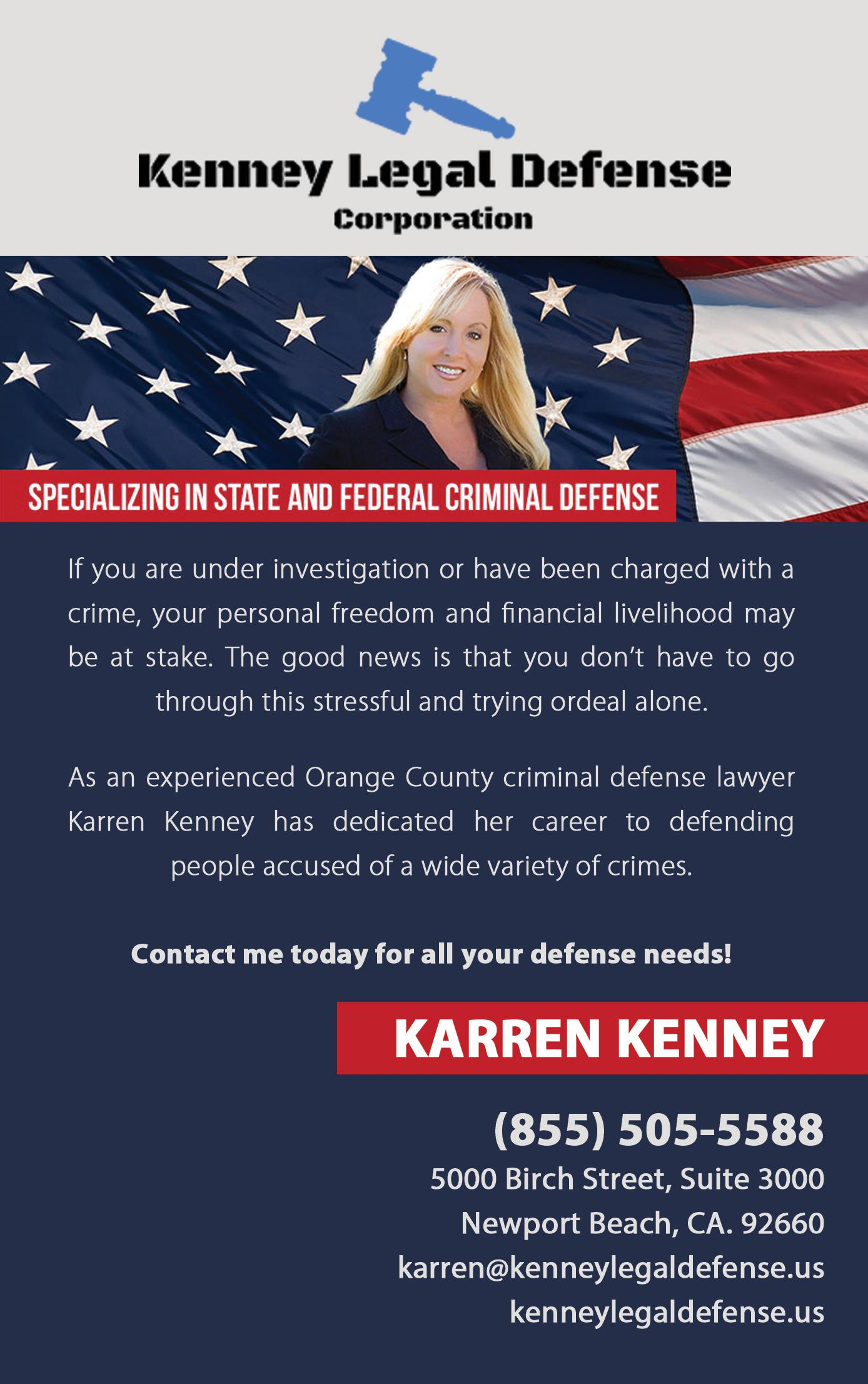 Kenney Legal Defense Corporation