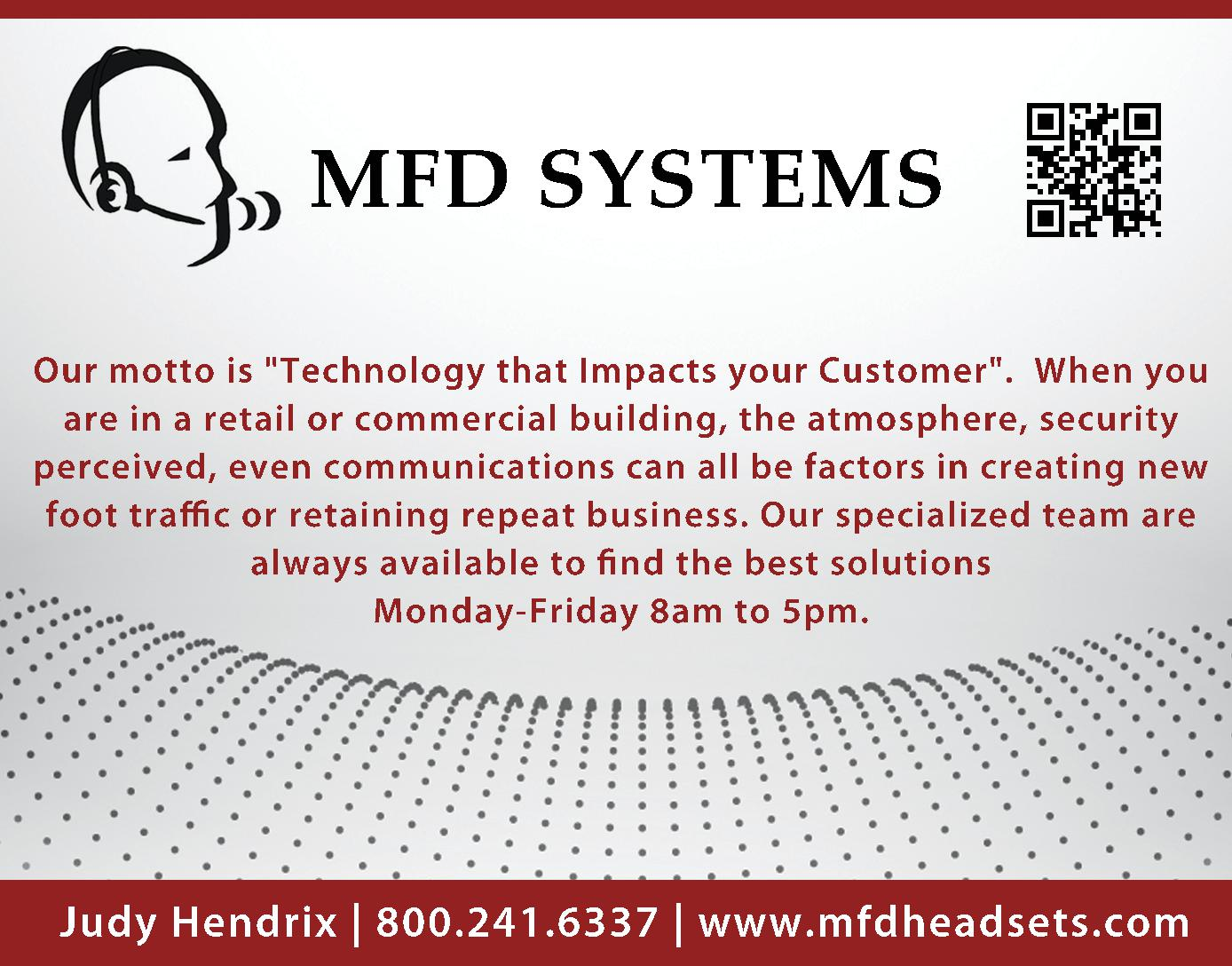 MFD Systems