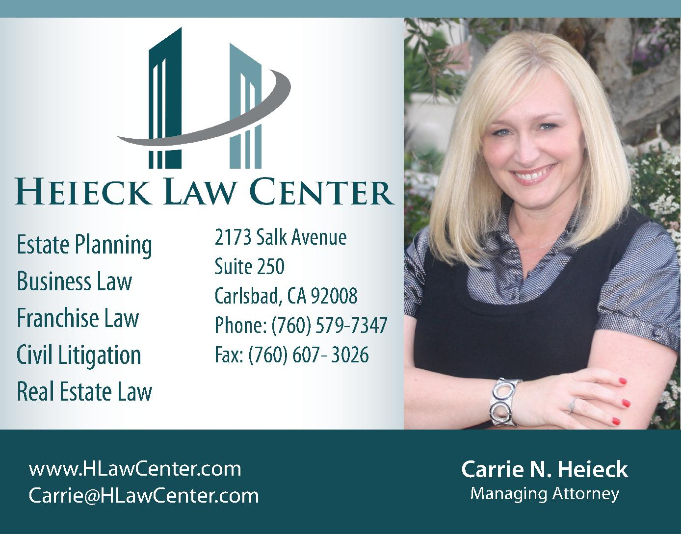 Heieck Law Center