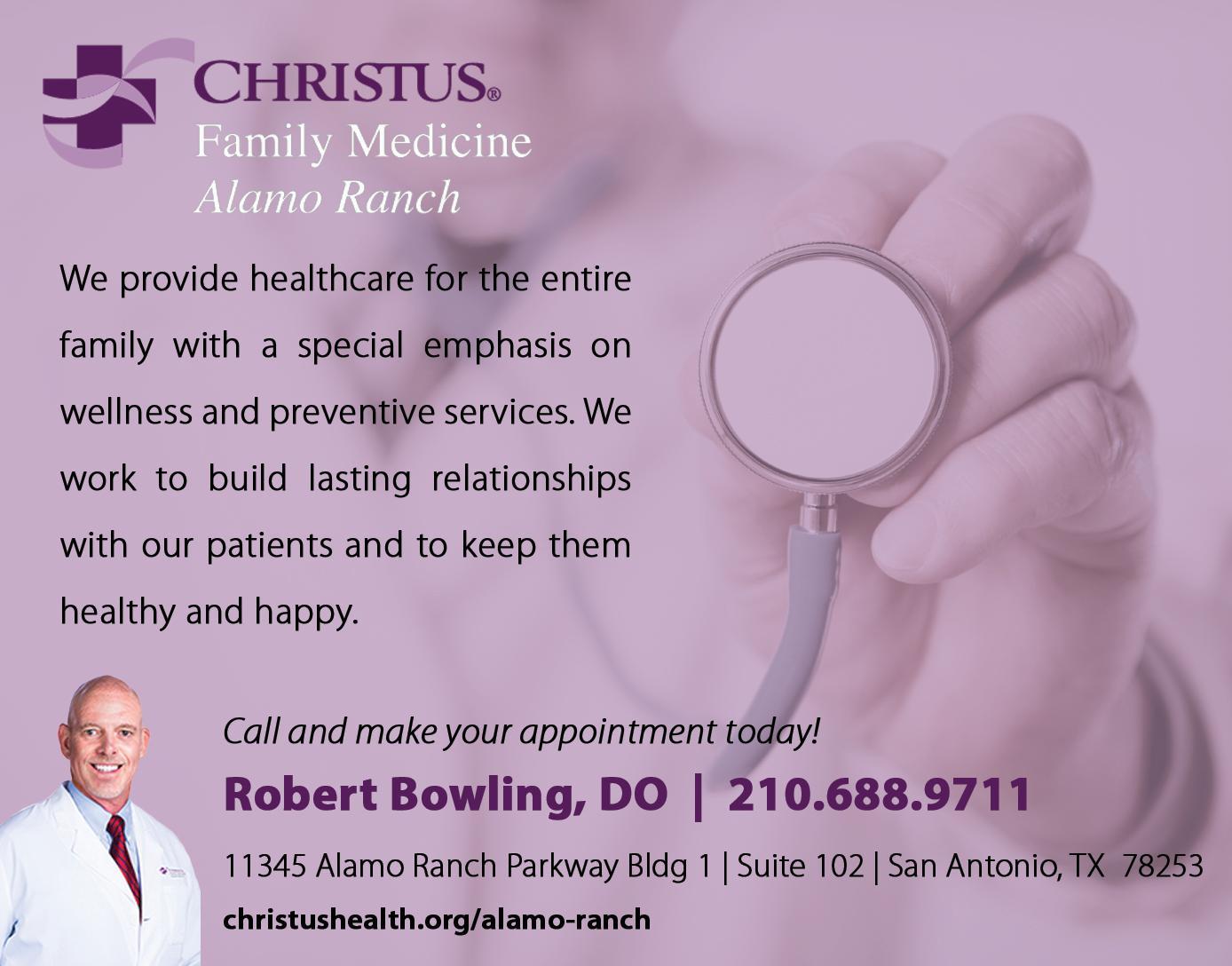 Christus Family Medicine-Alamo Ranch