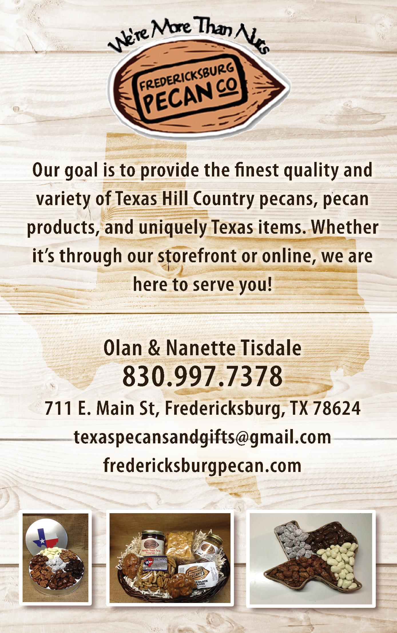 Fredericksburg Pecan Company,LLC
