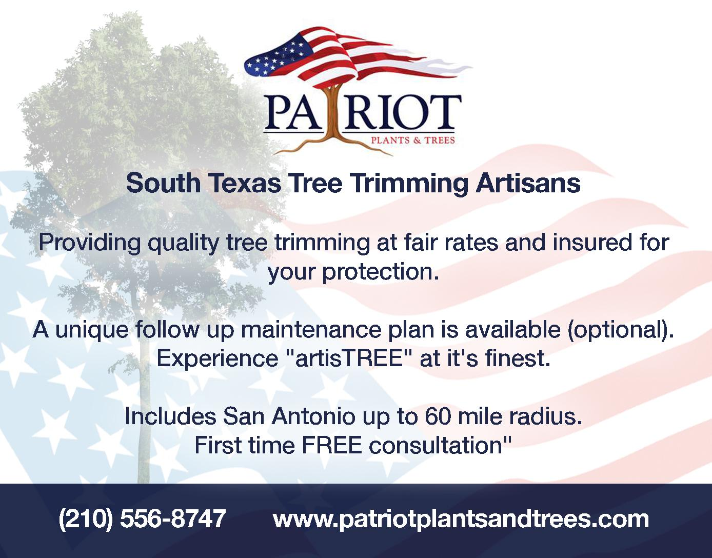 Patriot Plants and Trees