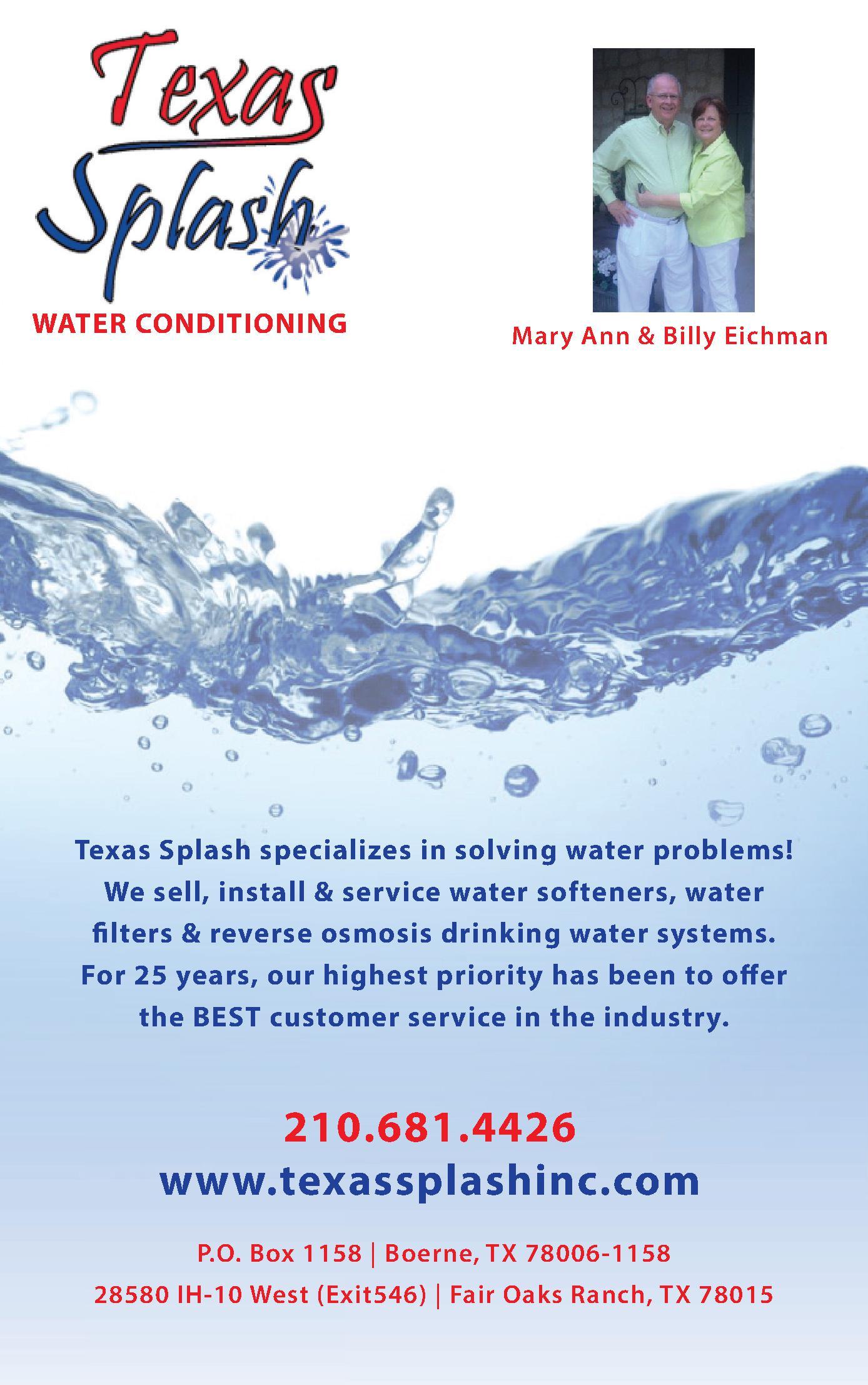 Texas Splash inc.