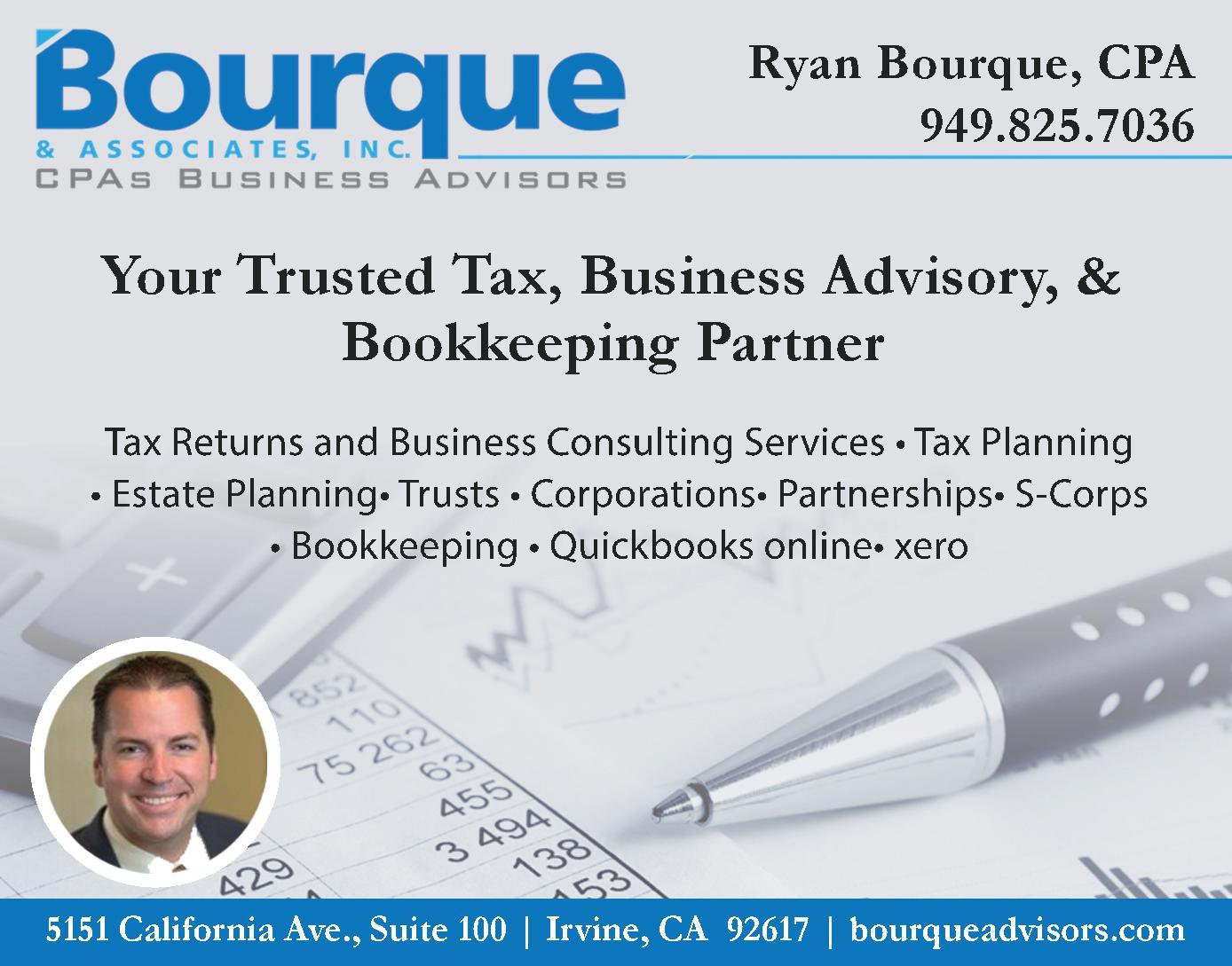 Bourque & Associates, Inc.