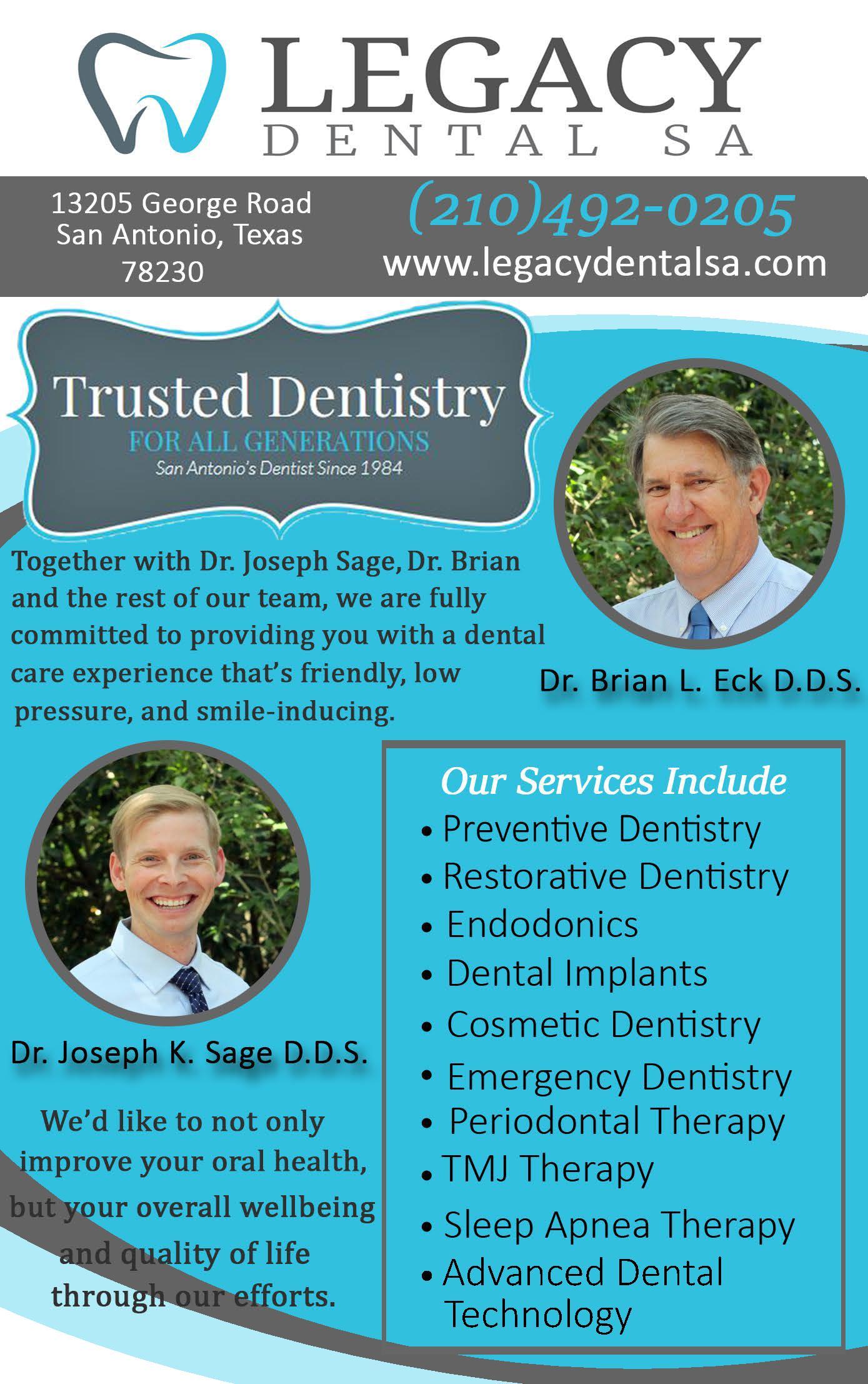 Legacy Dental SA