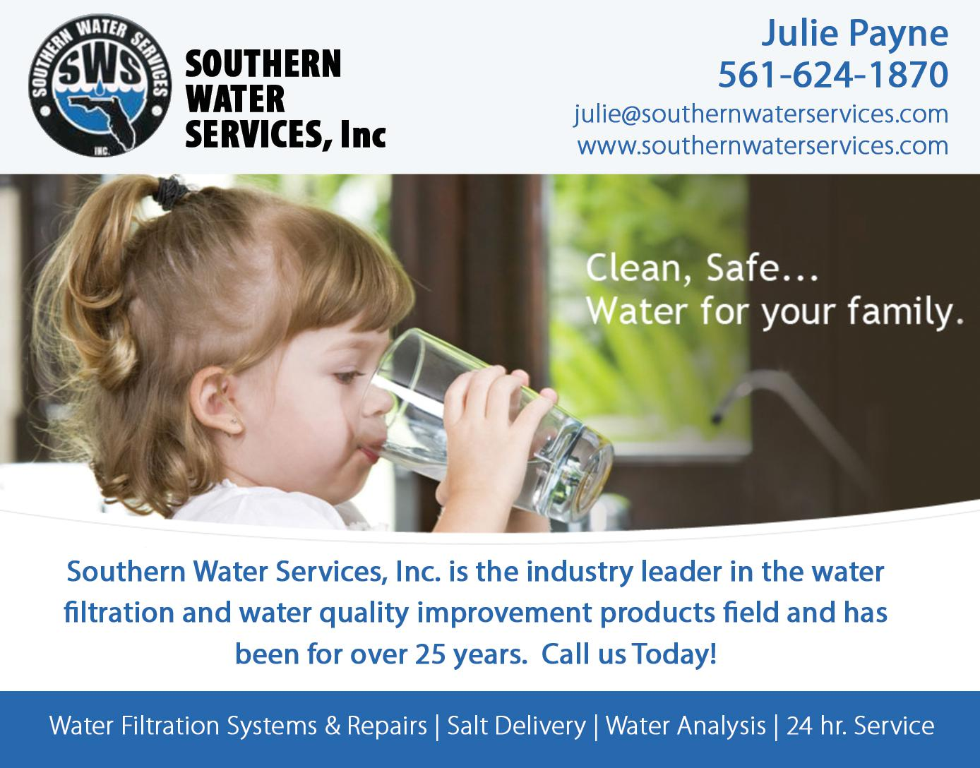 Southern Water Services, Inc.