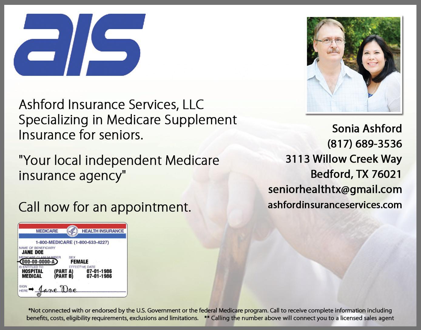 Ashford Insurance Services, LLC