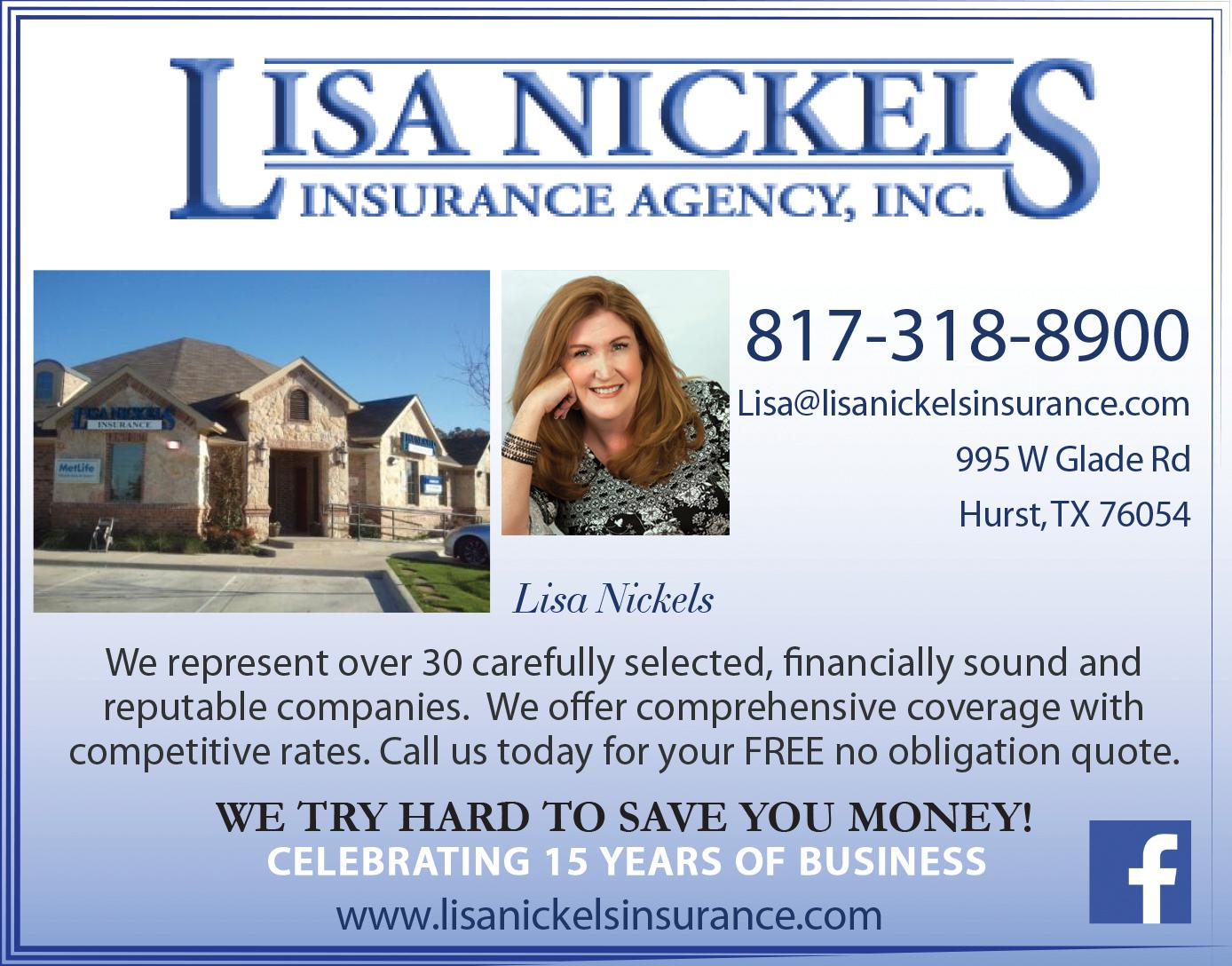 Lisa Nickels Insurance Agency