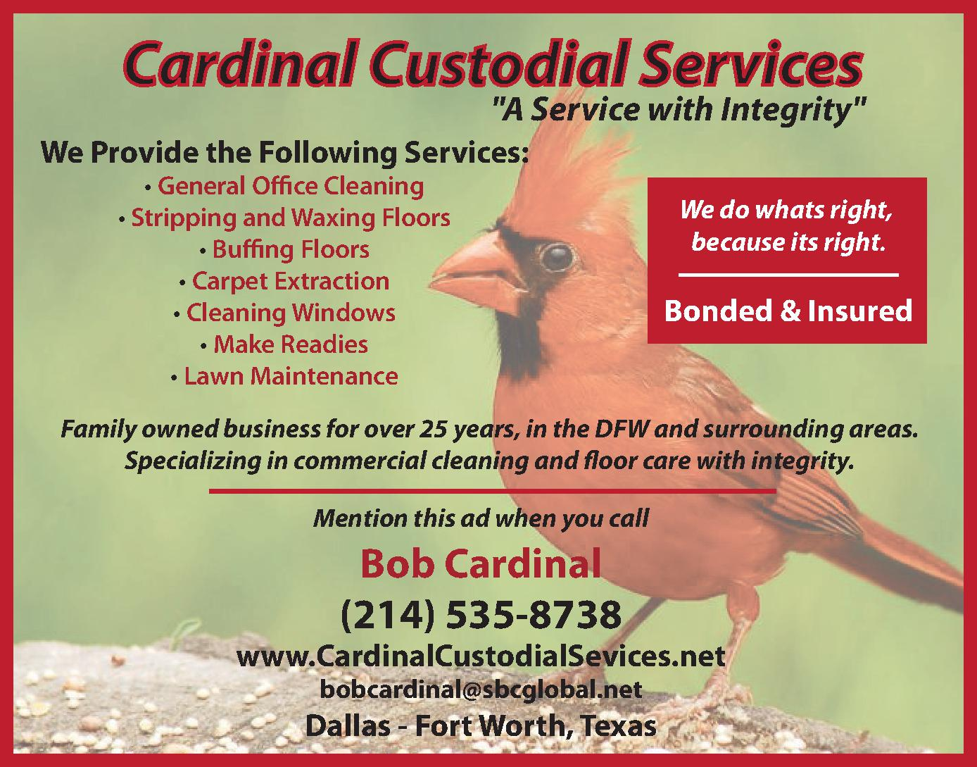 Cardinal Custodial Services