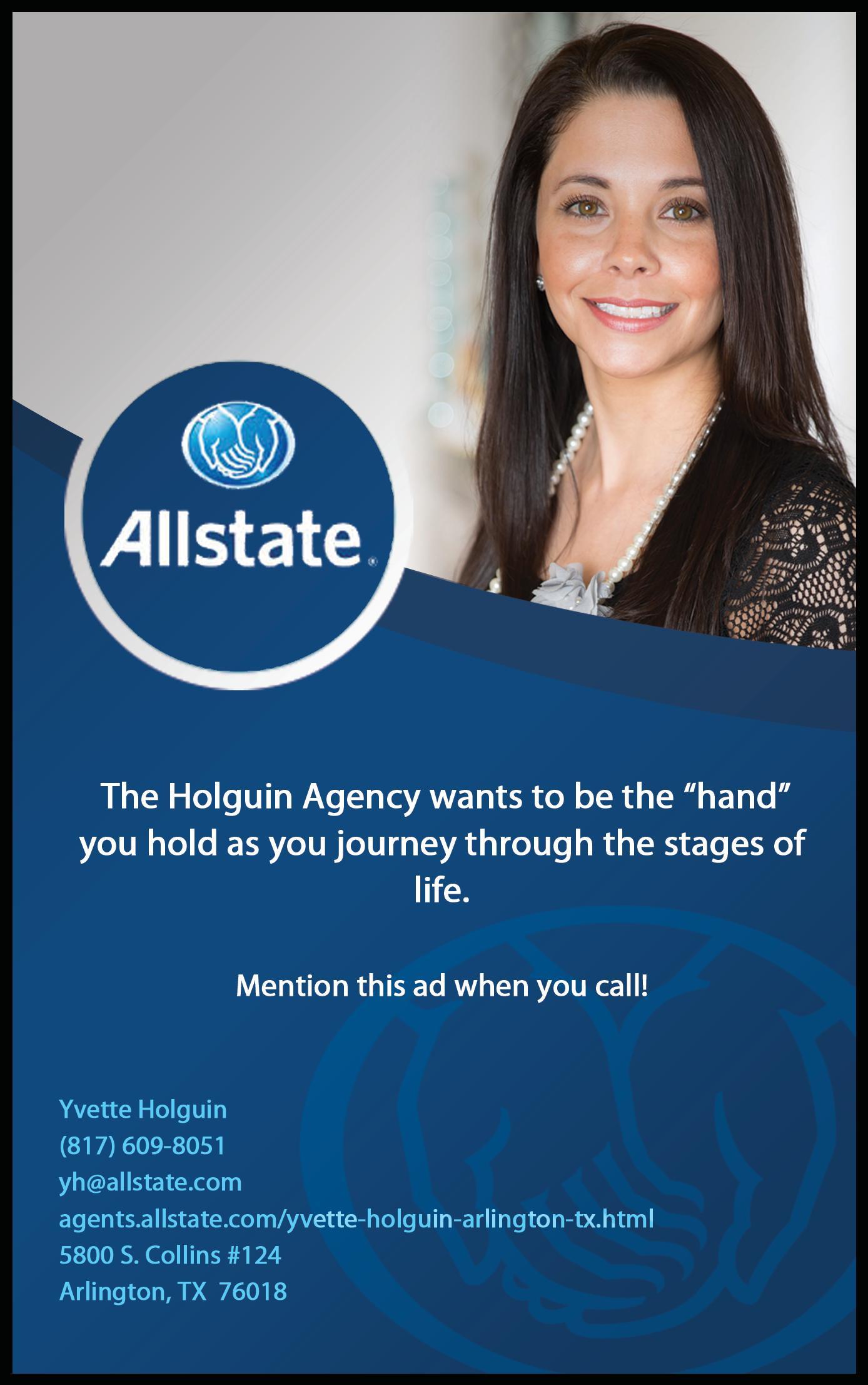 Allstate  Insurance -  The Holguin Agency