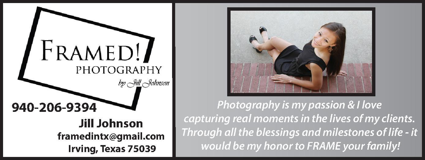 FRAMED! Photography