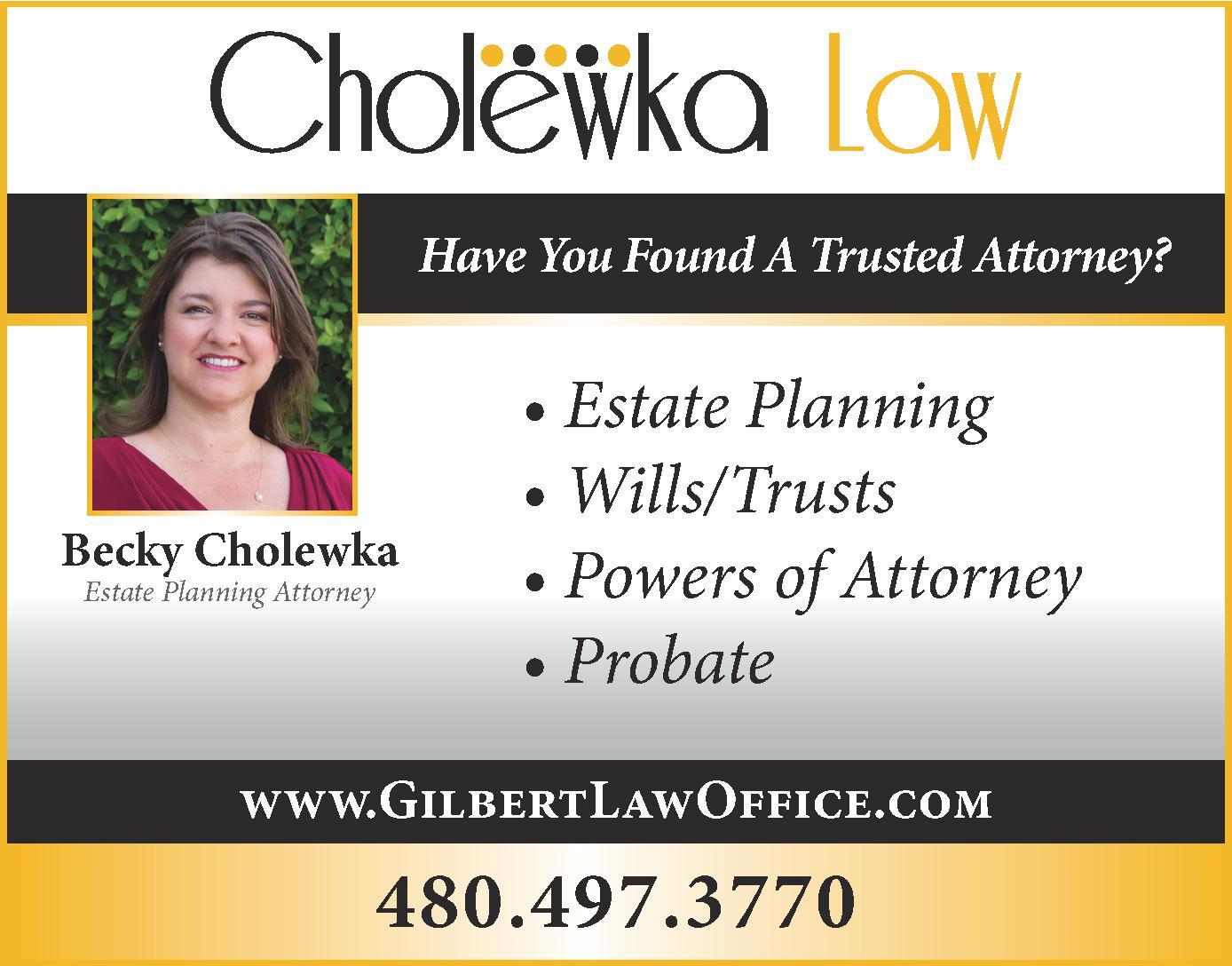 Cholewka Law