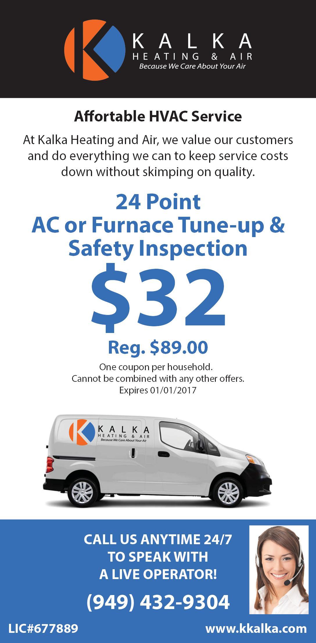 Kalka Heating and Air Conditioning