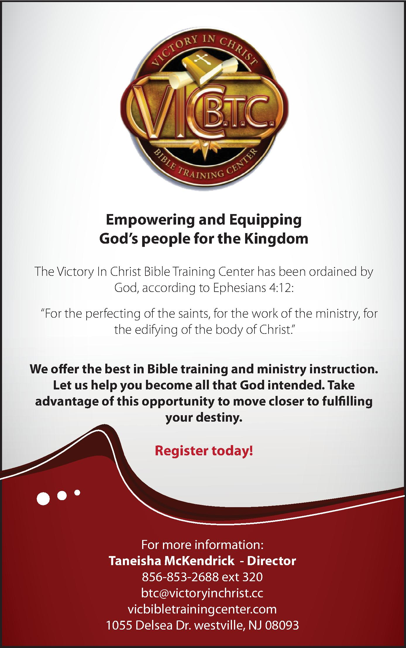 Bible Training Center
