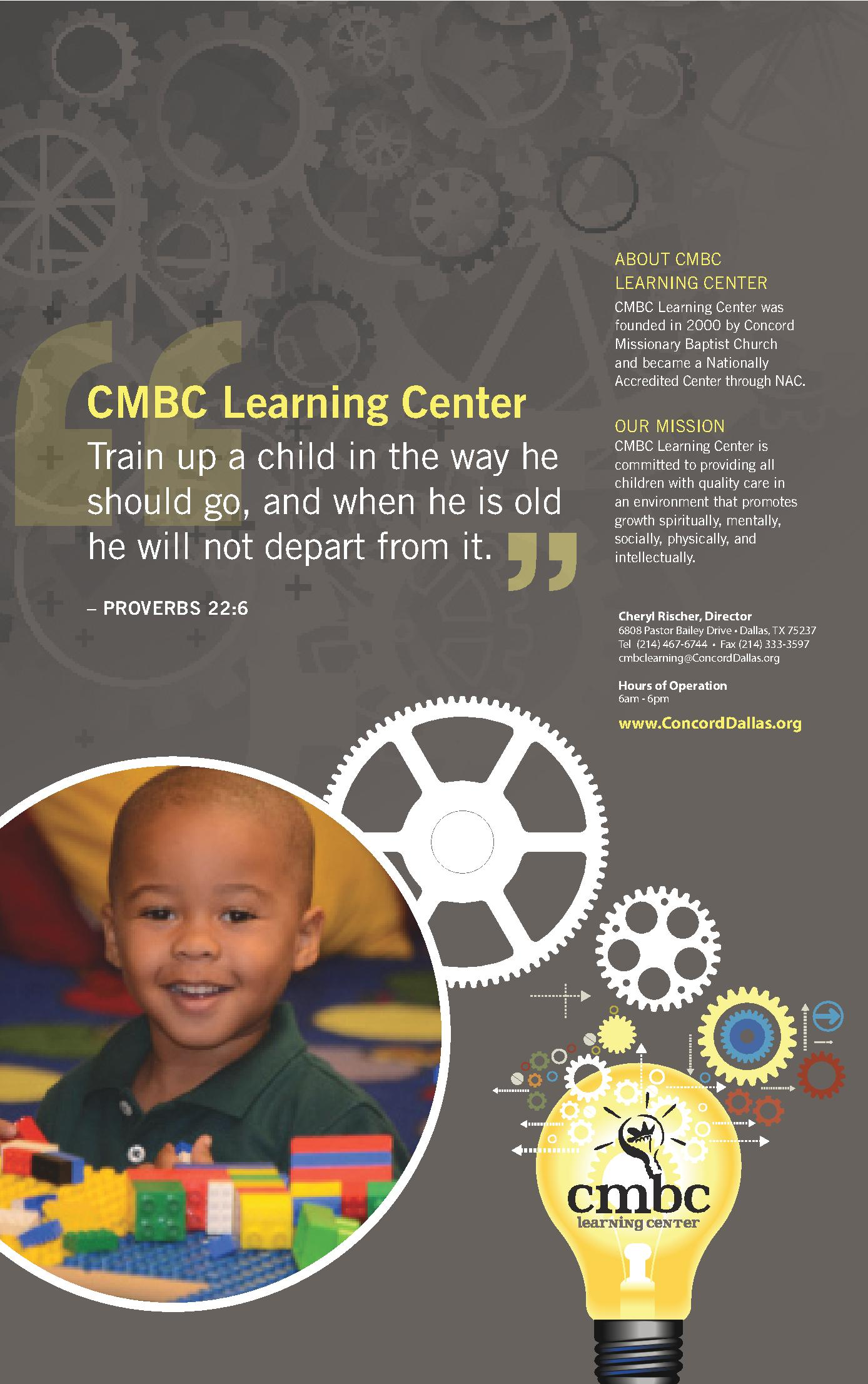 CMBC Learning Center