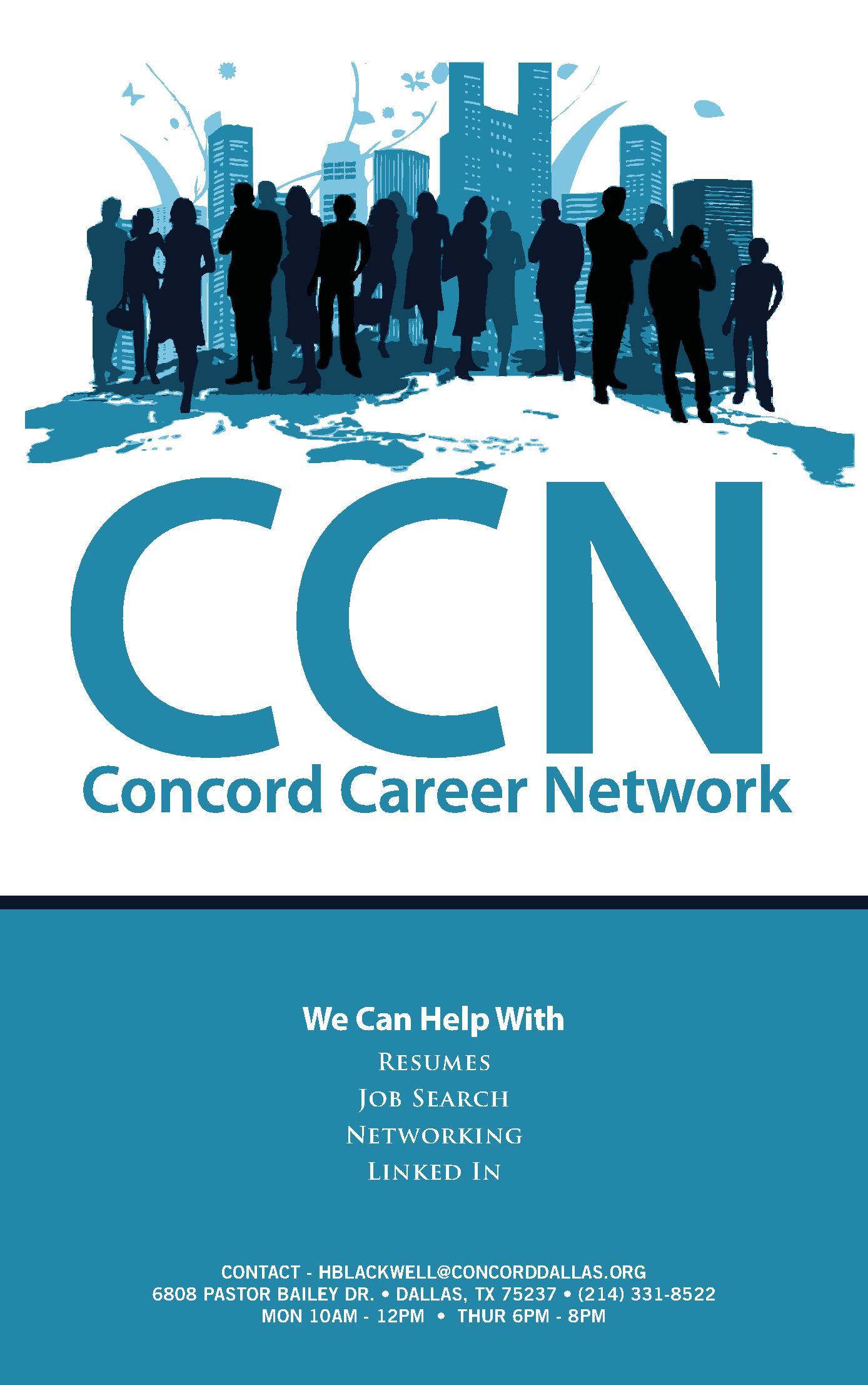 Concord Career Network