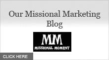 Our Missional Marketing Blog