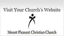 Church Website Button
