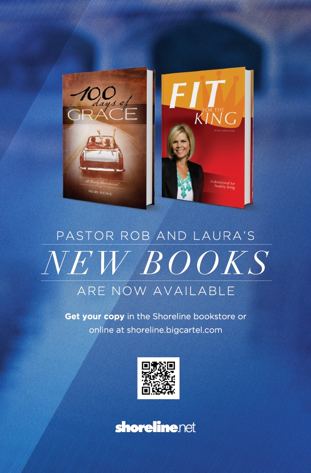 Pastor Rob and Laura's Books