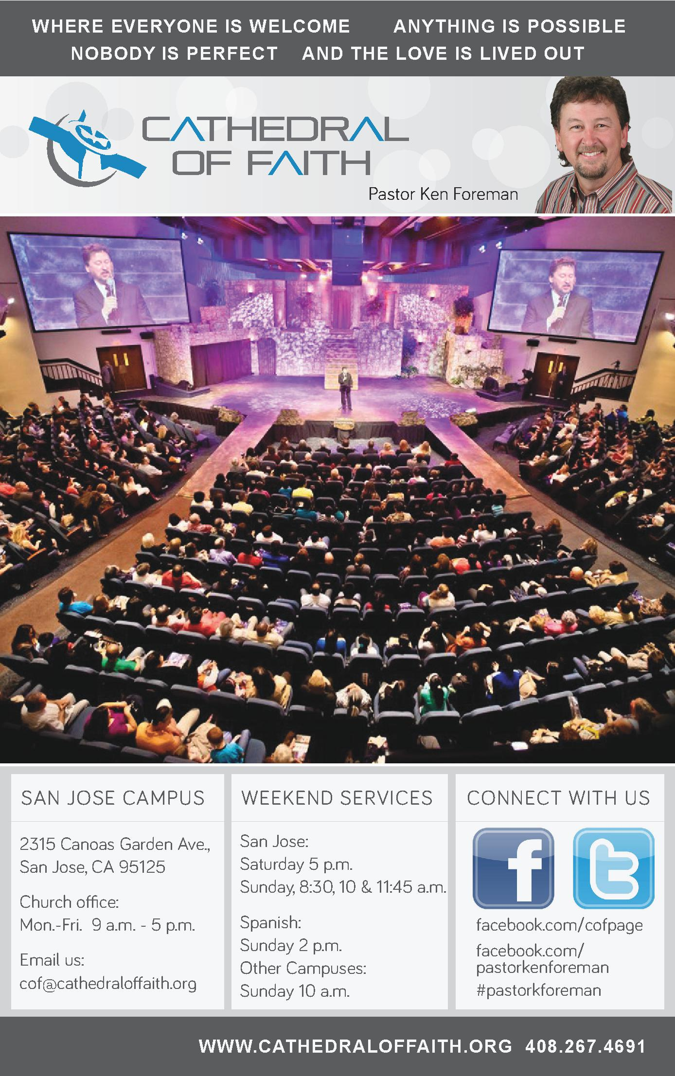 Cathedral of Faith - San Jose Campus