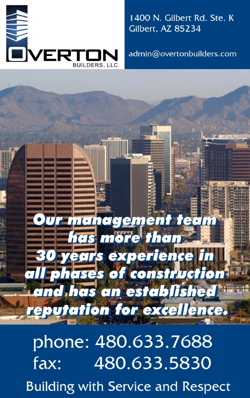 Overton Builders, LLC